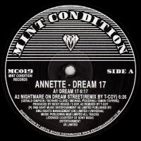 ANNETTE - DREAM 17 (DERRICK MAY REMIX) : 12inch
