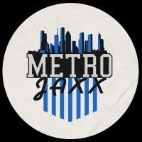 VARIOUS ARTISTS - Metro Jaxx Vol. 1 : 12inch
