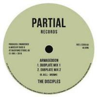THE DISCIPLES - Chant of Freedom / Armageddon : PARTIAL (UK)