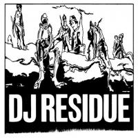 DJ RESIDUE - 211 Circles Of Rushing Water : THE TRILOGY TAPES (UK)