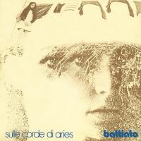 FRANCO BATTIATO - Sulle Corde Di Aries : LP