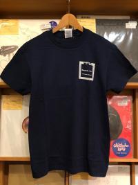 PPU RECORDS INC - THE QUALITY SOUND - NAVY T-SHIRTS / M-SIZE : PEOPLES POTENTIAL UNLIMITED (US)