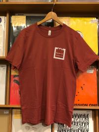 PPU RECORDS INC - THE QUALITY SOUND - RUST T-SHIRTS / M-SIZE : PEOPLES POTENTIAL UNLIMITED (US)