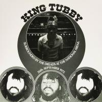 KING TUBBY - Surrounded By The Dreads At The National Arena : LP