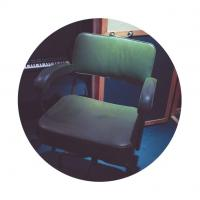 WEIRD WEATHER - Leather Chair EP : 12inch