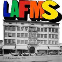 LOS ANGELES FREE MUSIC SOCIETY(LAFMS) - 35 S. Raymond Avenue. 1976 : ALGA MARGHEN (ITA)