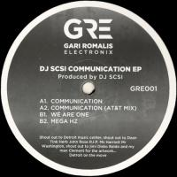 DJ SCSI - Communication EP : 12inch
