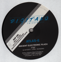 ATLAS-E - Ancient Electronic Plaza : 12inch