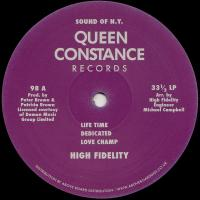 HIGH FIDELITY - HIGH FIDELITY : QUEEN CONSTANCE (US)