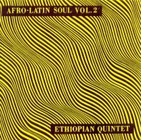 MULATU ASTATKE - Afro Latin Soul Vol.2 : LP