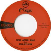 STEP-BY-STEP - Time After Time / She's Gone : 7inch