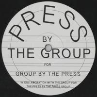 VARIOUS ARTISTS - Press By The Group For Group By The Press : 12inch+DOWNLOAD CODE