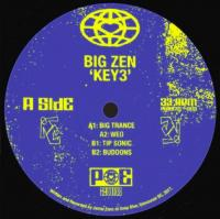 BIG ZEN - Key3 : PLANET EUPHORIQUE (UK)