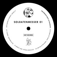 VARIOUS ARTISTS - Soldatenmesser 01 : 12inch