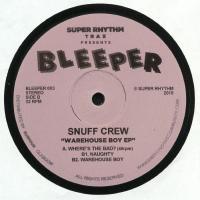 SNUFF CREW - Warehouse Boy EP : 12inch