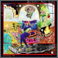 BENJAMIN PETIT DELOR - Chevalier De Jungles Et D'esprits : CD