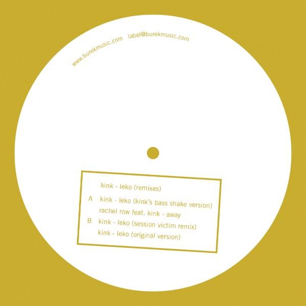 KiNK - Leko (Remixes) :12inch ...