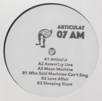 ARTICULAT - Best Of Manikin EP : AM (HOL)