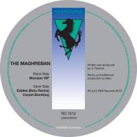 THE MAGHREBAN - Monster Vip (incl. Batu Remix)