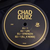 CHAD DUBZ - I EP : FOUNDATION AUDIO (UK)