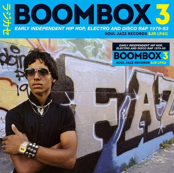 VARIOUS - Boombox 3 : 3LP