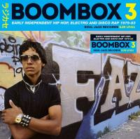 VARIOUS - Boombox 3 : SOUL JAZZ (UK)