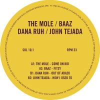 THE MOLE / BAAZ / DANA RUH / JOHN TEJADA - Slices Of Life 10.1 : Slices of Life (GER)