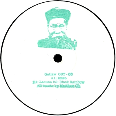 MATTHEW OH - Lacuna EP : 12inch