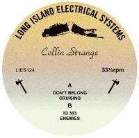 COLLIN STRANGE - S/T : L.I.E.S. (US)