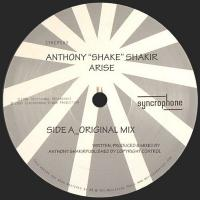 ANTHONY SHAKE SHAKIR - Arise : 12inch