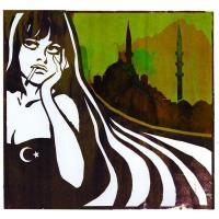 TANDY LOVE - Turk Jerk : LP