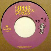 DISCO POCHO - #02 (Javi Frias mix) : 7inch