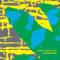 FOREST DRIVE WEST - Apparitions : 2x12inch