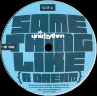 MARCELLUS PITTMAN - Something Like (A Dream) : 12inch