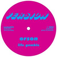 ORSON - Life Gamble / 12:09 : VERSION (UK)