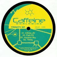 CAFFEINE WORLDWIDE - Trinity EP : HUMAN CONCRETE BLOCK (UK)