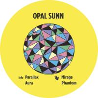 OPAL SUNN - Parallax EP : TOUCH FROM A DISTANCE <wbr>(GER)