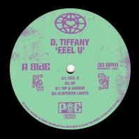 D.TIFFANY - Feel U : PLANET EUPHORIQUE (UK)