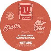 BLUTCH - 4 My Peeps : BARBEQUE (FRA)