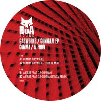 COMMA & A.FRUIT - Gasworks / Gonman EP : 12inch