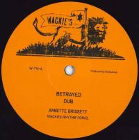 ANNETTE BRISSETT - Betrayed : 12inch+DOWNLOAD CODE