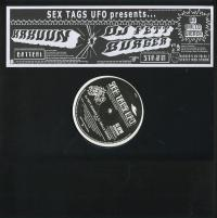 KAHUUN / DJ FETT BURGER & DJ GRILLO WIENER - Batteri / Strøm : 12inch