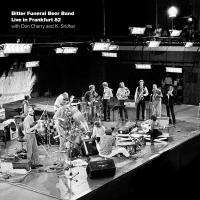 BITTER FUNERAL BEER BAND - LIVE IN FRANKFURT 82 : LP