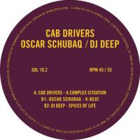CAB DRIVERS /<wbr> OSCAR SCHUBAQ /<wbr> DJ DEEP - SLICES OF LIFE 10.2 : SLICES OF LIFE <wbr>(GER)
