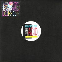 FALTY DL - A TASTE OF ACID EP : HYPERCOLOUR (UK)