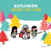 KHRUANGBIN - Christmas Time Is Here : 7inch