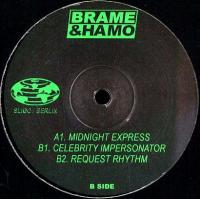 BRAME & HAMO - Celebrity Impersonator EP : BRAME & HAMO (IRE)