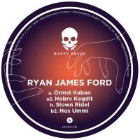 RYAN JAMES FORD - Ormst Kaban : HAPPY SKULL (UK)