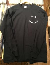 YPY - CULT MANIAC BLACK LONG TEE: XL-size : BIRDFRIEND (JPN)