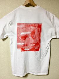 YPY - CULT MANIAC TEE(背面 赤プリント): XL-size : BIRDFRIEND (JPN)
